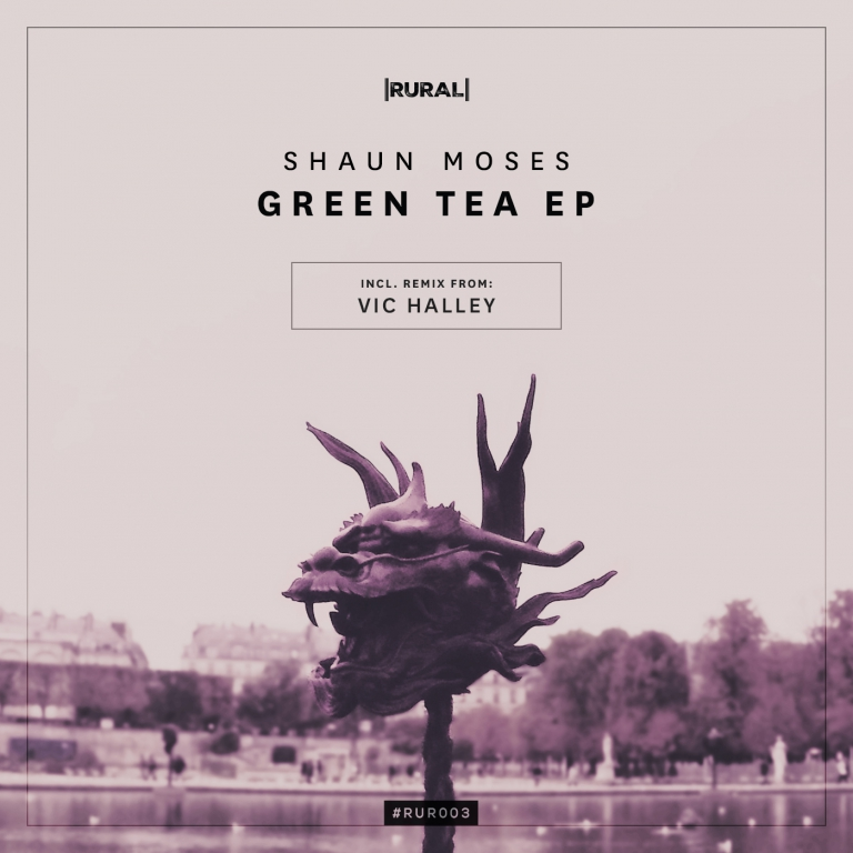 Green Tea EP by Shaun Moses