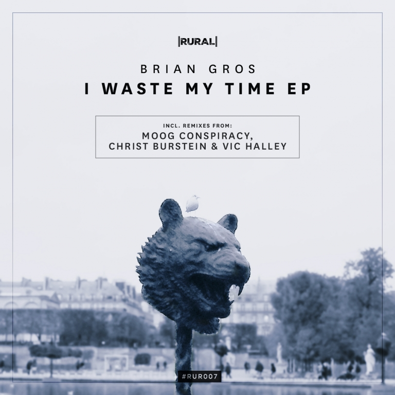 I Waste My Time EP by Brian Gros