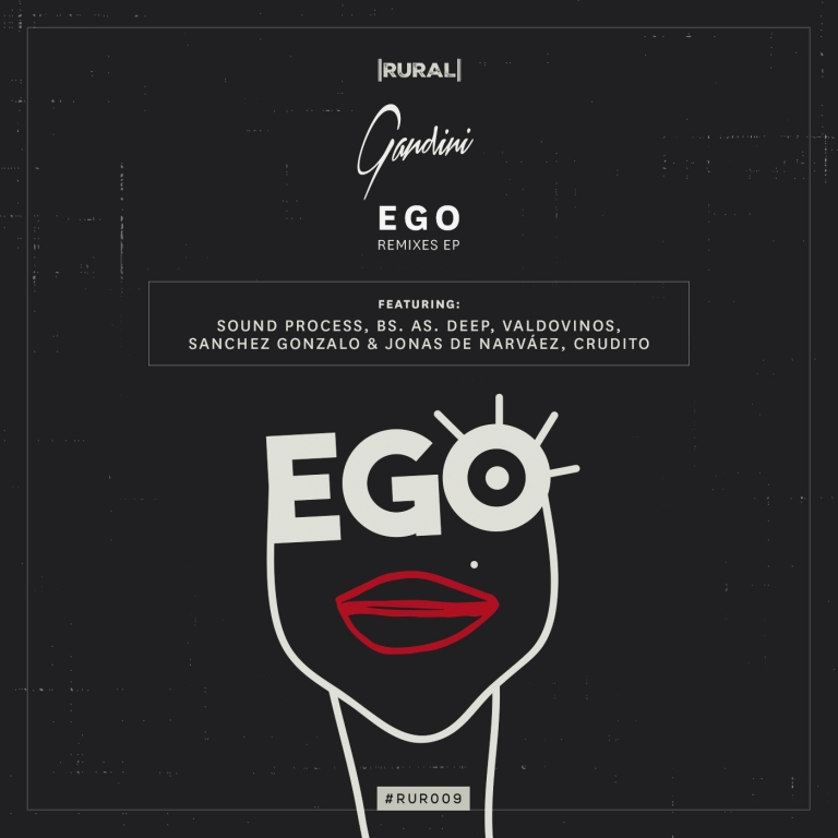 Ego Remixes EP by Gandini