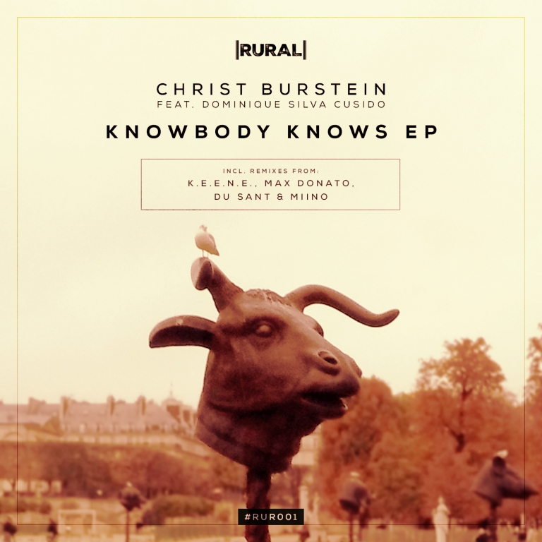 Knowbody Knows EP by Christ Burstein feat. Dominique Silva Cusido