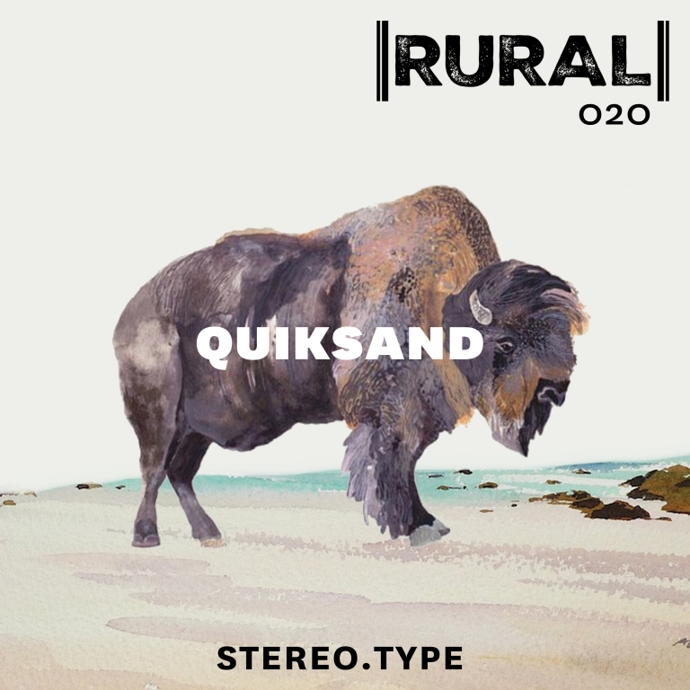 Quiksand by Stereo.type & Justin Marchacos